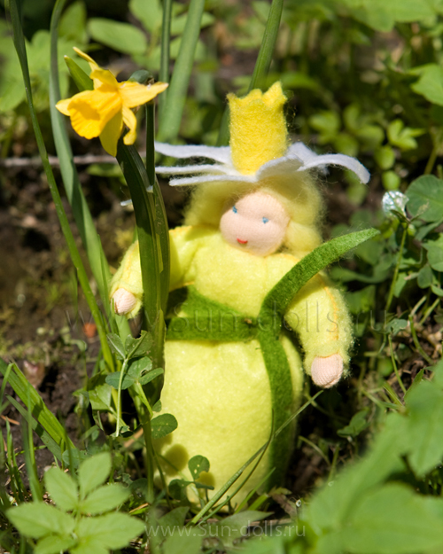 Набор для изготовления игрушки «Нарцисс»