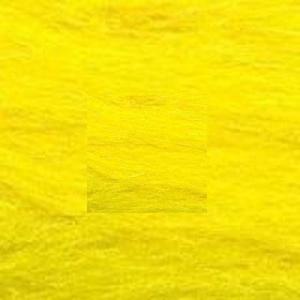 Шерсть полутонкая 100% Цвет жёлтый