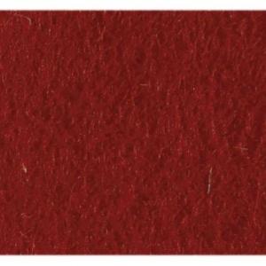 Фетр шерсть-вискоза,  1 лист 20*30 см - красный