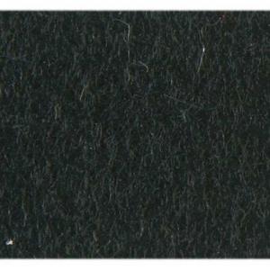 Фетр шерсть-вискоза,  1 лист 20*30 см — черный