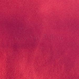 Фетр шерсть-вискоза,  1 лист 20*30 см — маджента