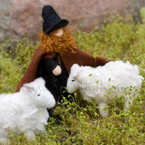 Набор для изготовления игрушек  «Пастух и овечки»
